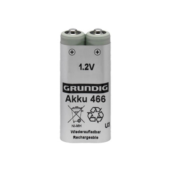 Grundig GD466 Rechargeable Batteries - Speak-IT Solutions LTD