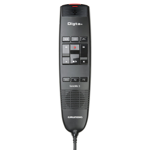 Grundig Digta SonicMic 3 Classic with DigtaSoft Pro Software - Speak-IT Solutions LTD