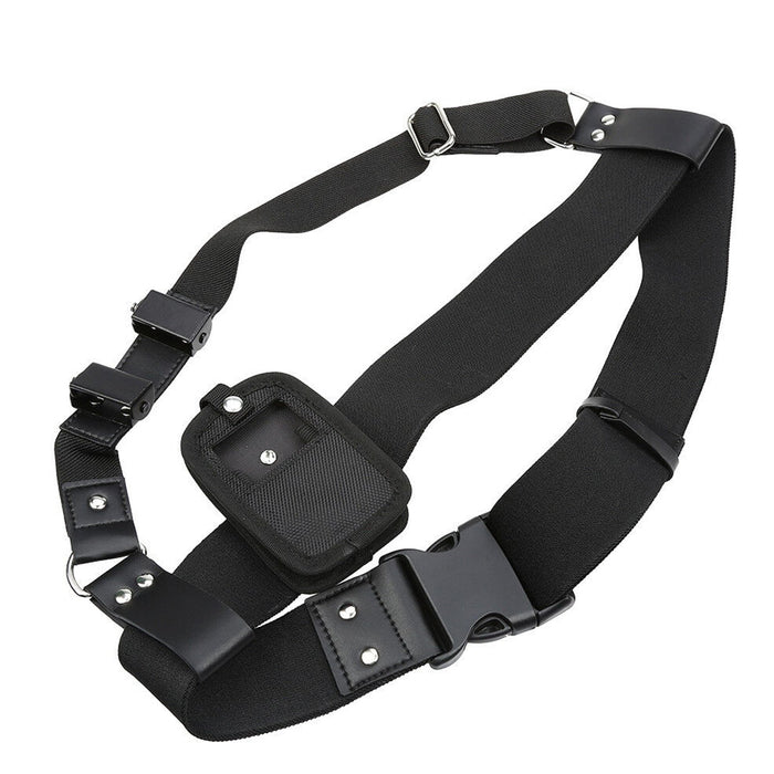Body Worn Camera Single Shoulder Strap Sling Belt - Speak-IT Solutions LTD