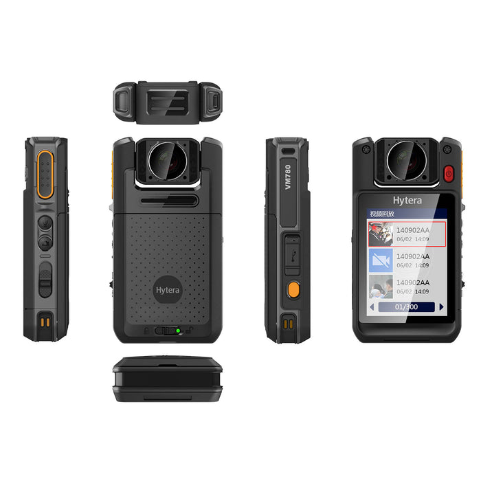 Hytera VM780 Body Camera 128GB (Ex Demo Unit) - Speak-IT Solutions LTD