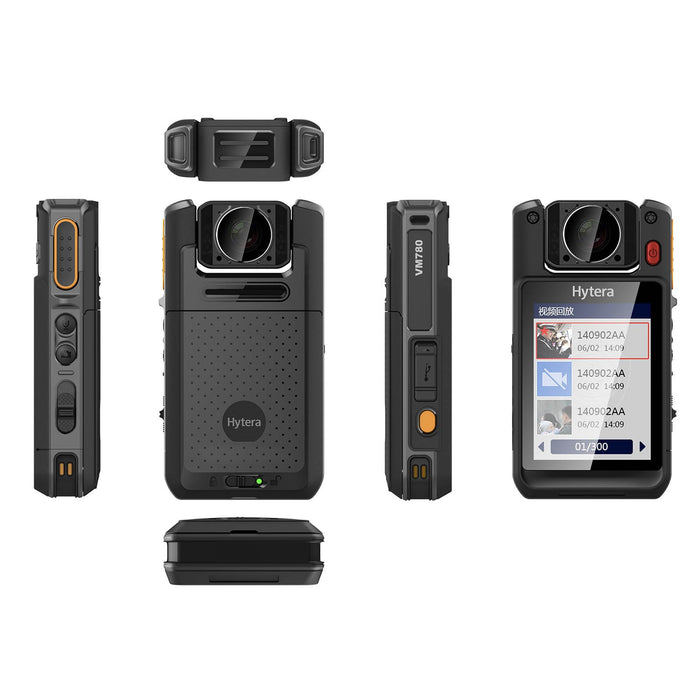 Hytera VM780 Body Camera 128GB - Speak-IT Solutions LTD