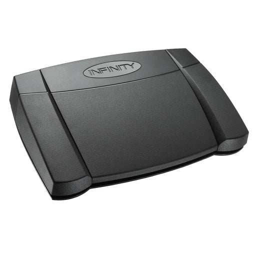 Infinity USB Foot Pedal IN-USB2 - Speak-IT Solutions LTD