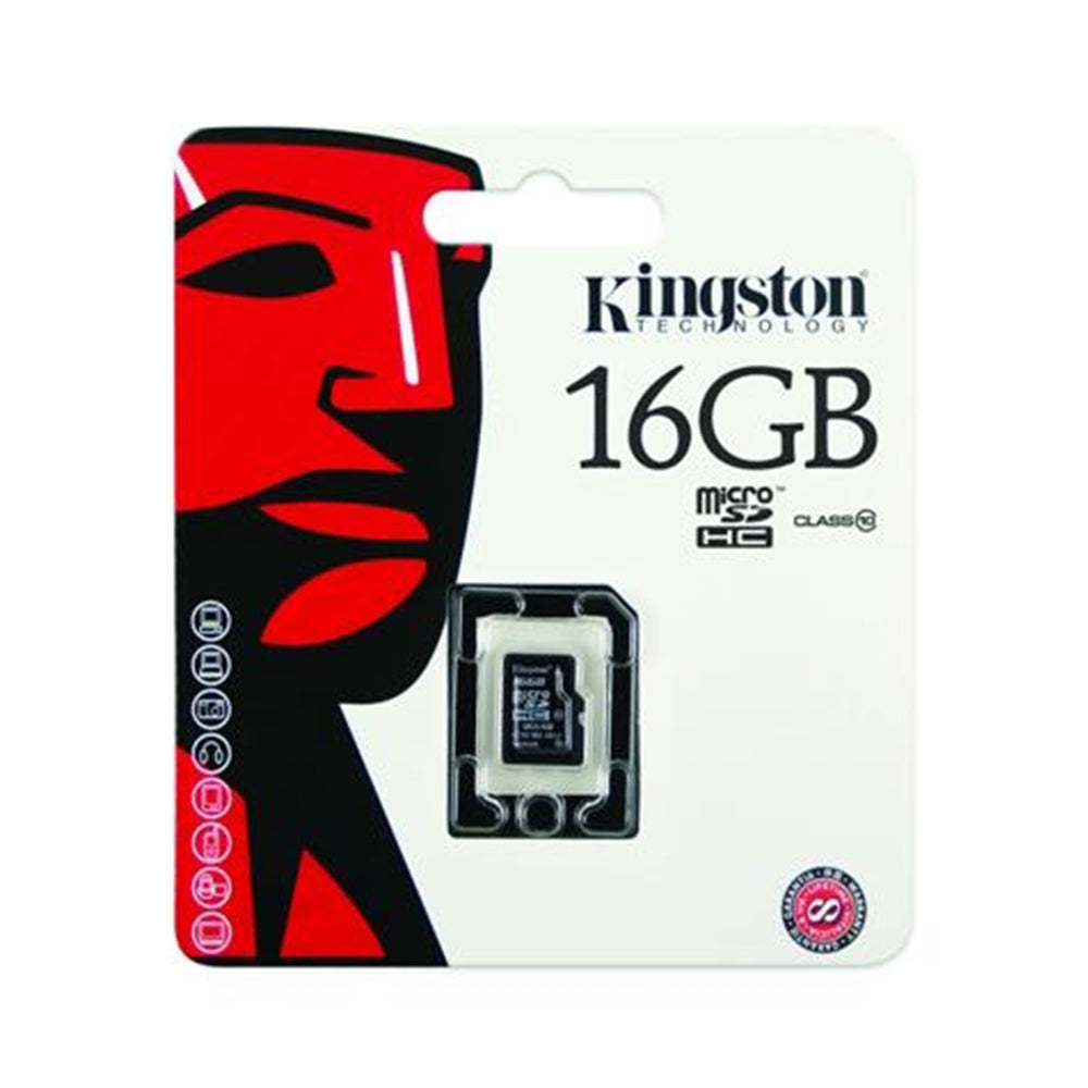 Kingston Micro SD Card 16GB - Speak-IT Solutions LTD
