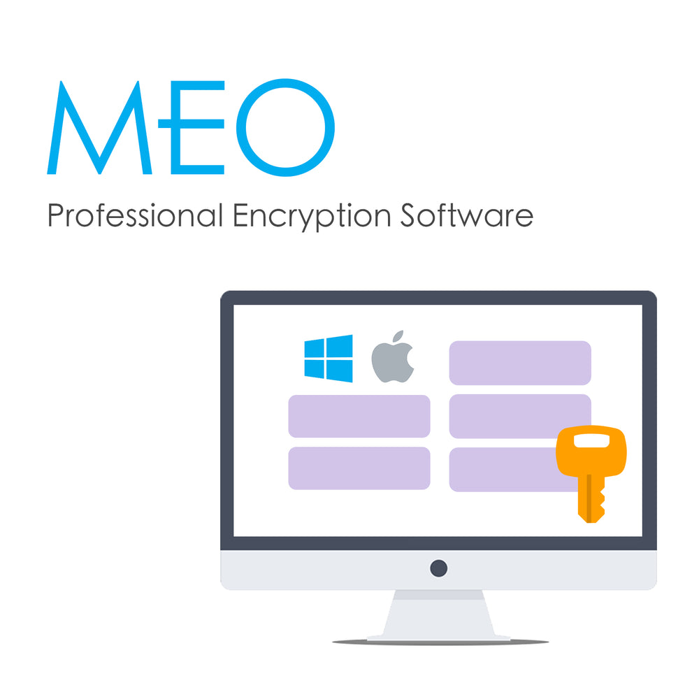 MEO Professional Encryption Software (Single License) - The Speech Shop