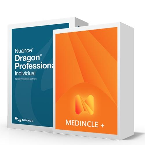Dragon Professional V15 Medical Speech Recognition Package - The Speech Shop