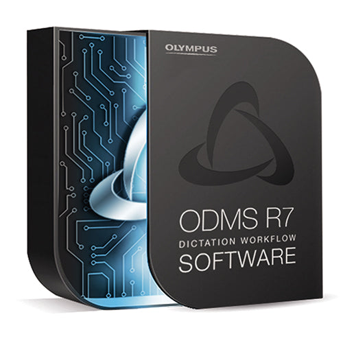 Olympus ODMS R7 (Single License for Dictation Module) - Instant Download (AS-9001) - Speak-IT Solutions LTD