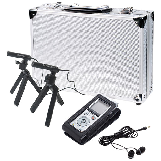 Olympus DM-720 Conference Kit with Hard Case - Speak-IT Solutions LTD