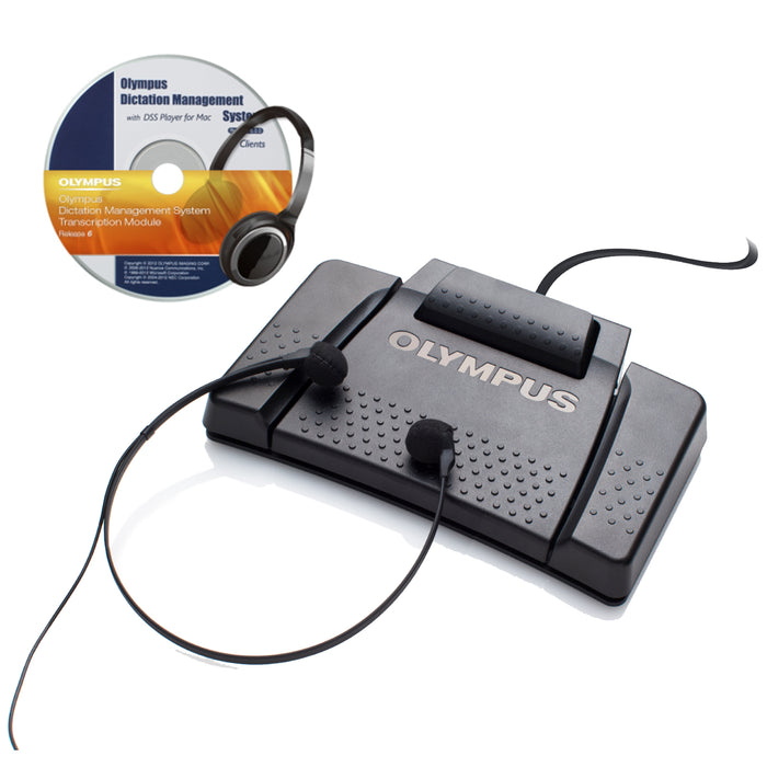 Olympus AS-7000 Digital Transcription Kit - Speak-IT Solutions LTD