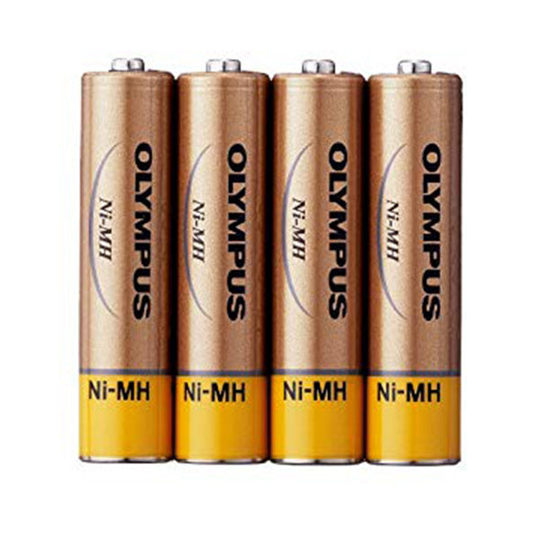 Olympus BR-401 Ni-MH Rechargeable Batteries - Speak-IT Solutions LTD