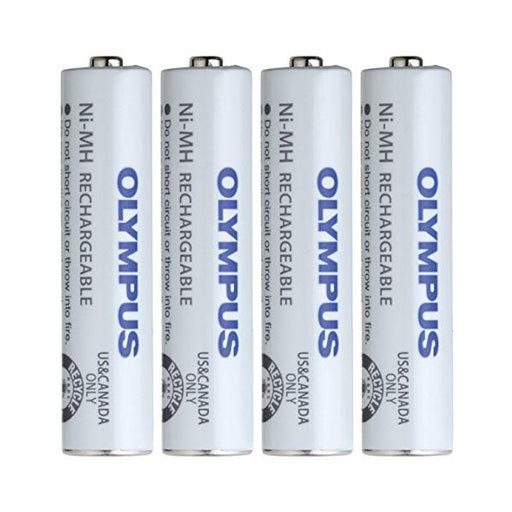 Olympus BR404 Rechargeable Ni-MH battery (pack of 4) - Speak-IT Solutions LTD