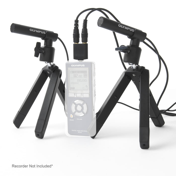 Olympus ME-30W 2 Channel Conference Microphones - Speak-IT Solutions LTD