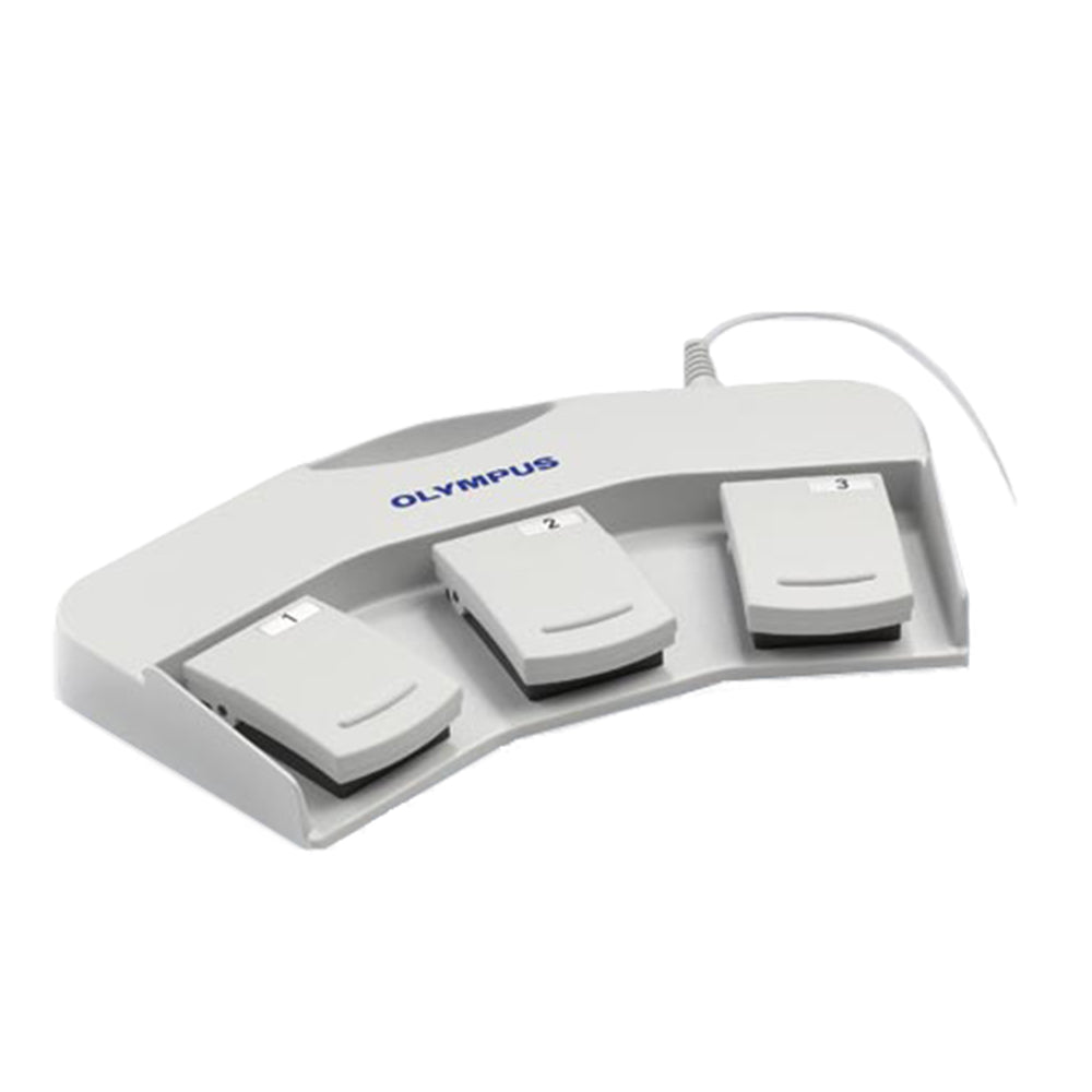 Olympus RS-50 Medical Foot Pedal - Speak-IT Solutions LTD