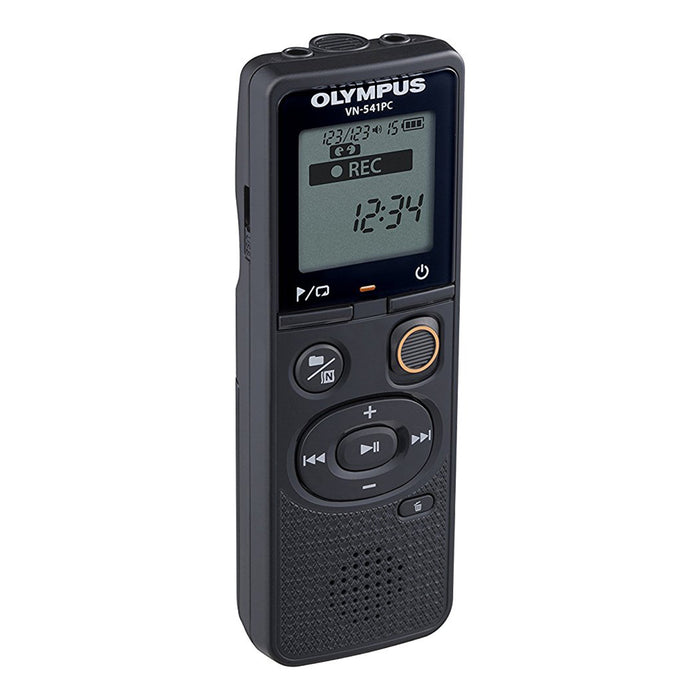 Olympus VN-541PC 4GB with Olympus TP-8 Telephone Pick-up - Speak-IT Solutions LTD