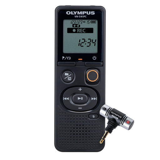 Olympus VN-541PC 4GB with Olympus ME-51S Microphone - The Speech Shop