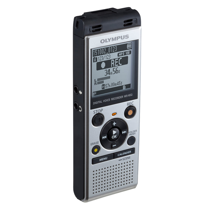 Olympus WS-852 4GB Digital Voice Recorder - Speak-IT Solutions LTD