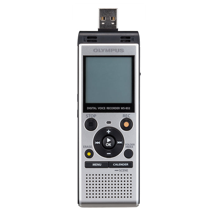 Olympus WS-852 4GB Digital Voice Recorder - The Speech Shop