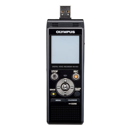 Olympus WS-853 8GB Digital Voice Recorder - The Speech Shop