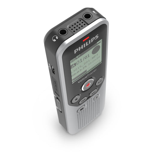 Philips DVT1250 Digital VoiceTracer with TP-8 Telephone Pickup