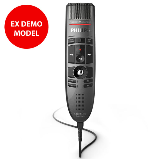 Philips LFH3500 SpeechMike Premium - EX Demo