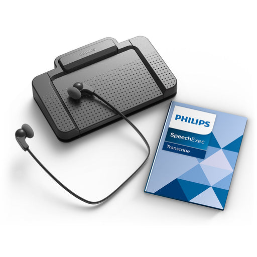 Philips LFH7177/05 SpeechExec Digital Transcription Kit - Speak-IT Solutions LTD