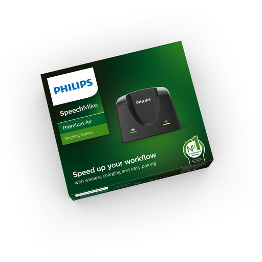 Philips ACC4000 Docking Station - Speak-IT Solutions LTD
