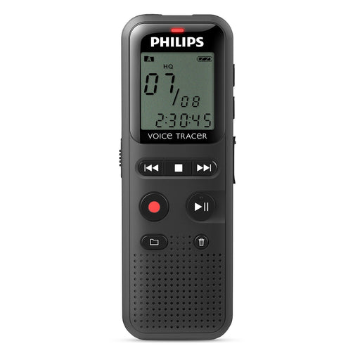 Philips DVT1150 Digital VoiceTracer - Speak-IT Solutions LTD