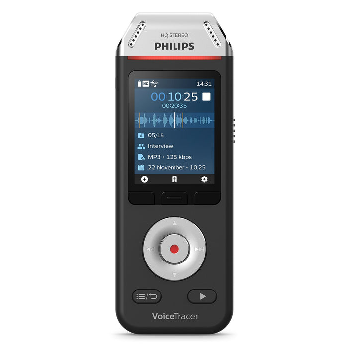 Philips DVT2110 VoiceTracer - Speak-IT Solutions LTD