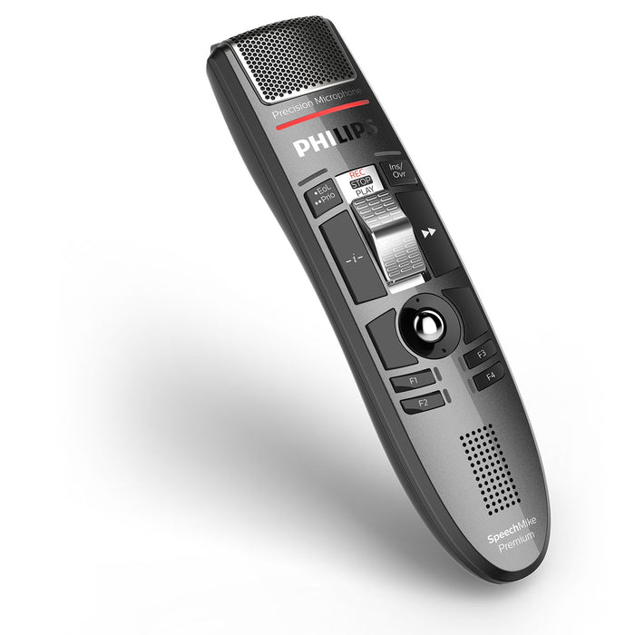 Philips LFH3510 SpeechMike Premium with SpeechExec Pro Dictate V11 Software - Speak-IT Solutions LTD