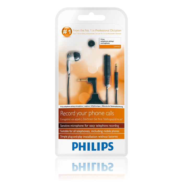 Philips LFH9162 Telephone Pickup Microphone - Speak-IT Solutions LTD