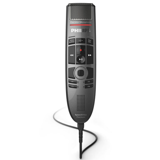Philips SMP3700/00 SpeechMike Premium Touch Dictation Microphone - Speak-IT Solutions LTD
