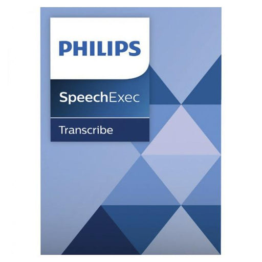 Philips LFH4601 SpeechExec V10 Standard Transcription Software - Instant Download - Speak-IT Solutions LTD