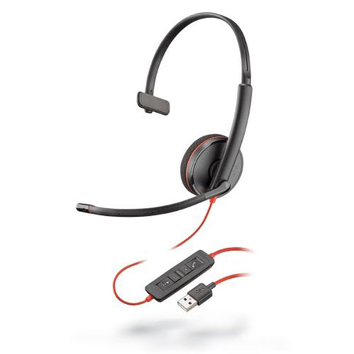 Plantronics Blackwire C3210 USB-A Monaural Headset