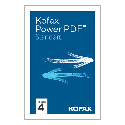 Kofax Power PDF 4 Standard (Download)