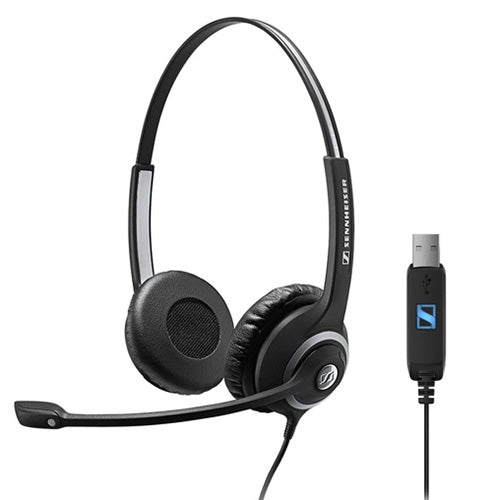 Sennheiser Circle SC-260 Headset - Speak-IT Solutions LTD