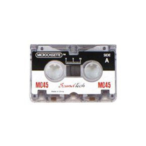 SoundTech MC-45 Microcassette - Speak-IT Solutions LTD