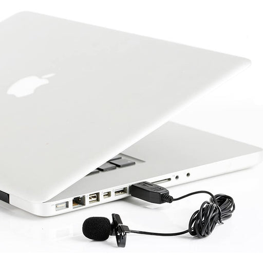 Speak-IT Premier USB Clip-on Noise Cancelling Microphone - Speak-IT Solutions LTD