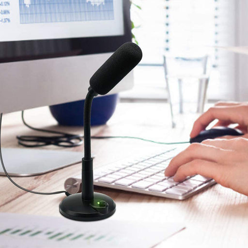 Speak-IT Premier USB Desktop PC Microphone - Speak-IT Solutions LTD