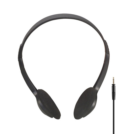 Speak-IT Premier 3.5mm Stereo Headphones with 3m cable length - Speak-IT Solutions LTD