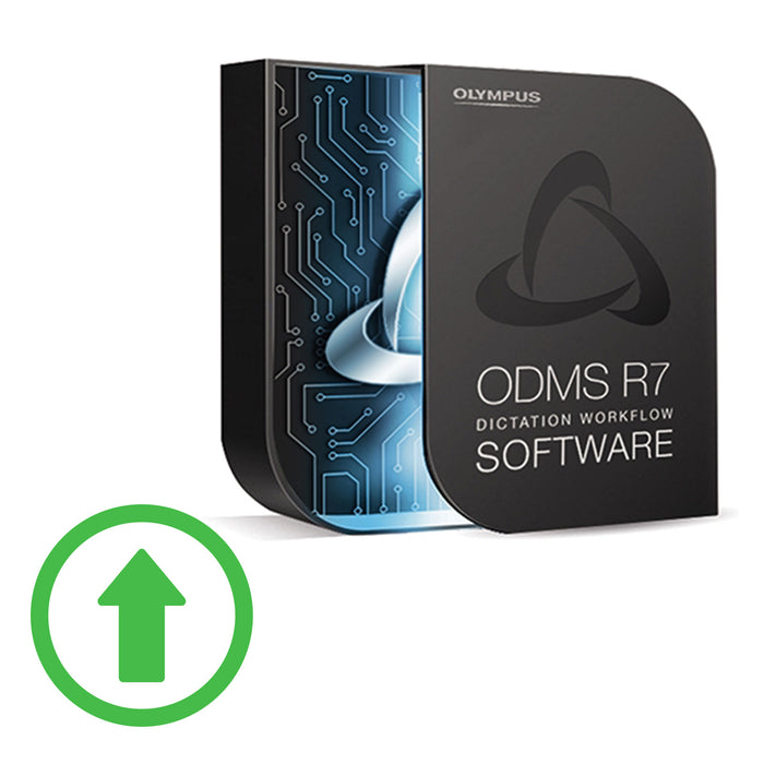 Upgrade License ODMS Transcription Module R6 to R7 - The Speech Shop