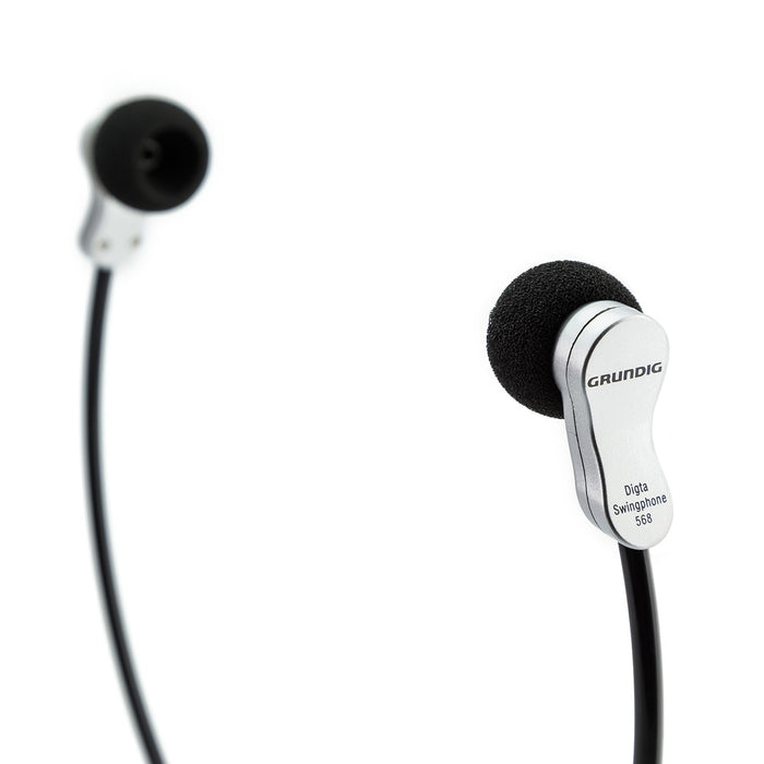 Grundig Digta Swingphone Headset 568 with GBS Connection - Speak-IT Solutions LTD