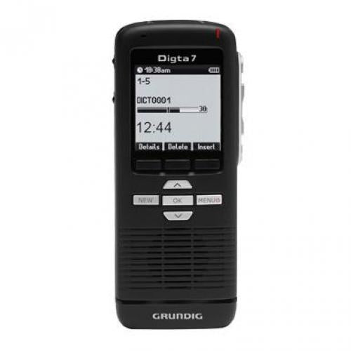 Grundig Digta 7 Push (incl. DigtaSoft One Software) - Speak-IT Solutions LTD