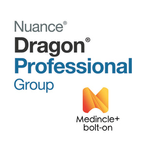 Nuance Dragon Professional V15 with Legal Vocabulary