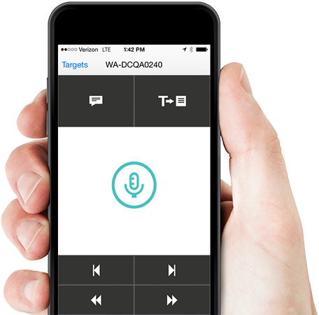Nuance PowerMic App for Dragon Medical One