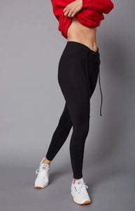 Year of Ours Football Legging - Black