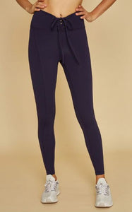 Year of Ours Football Legging - Navy