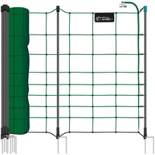 Load image into Gallery viewer, farmNET 50m Premium Electric Fence Sheep Netting