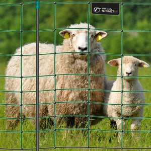 farmNET 50m Premium Electric Fence Sheep Netting