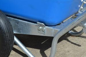 Rancher 260 Litre Galvanised Wheelbarrow