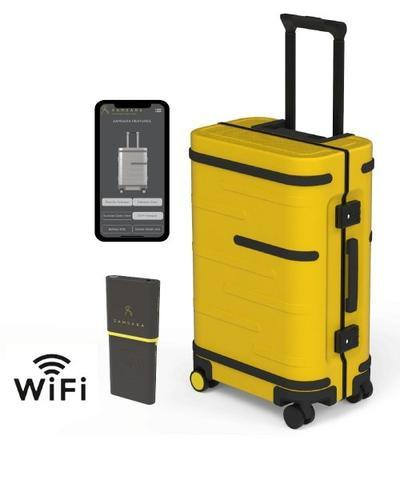 "Pre-Order Next Gen - 23"" with Hotspot - Samsara Luggage"