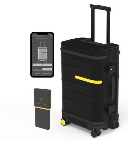"Pre-Order Next Gen - 23"" without Hotspot - Samsara Luggage"